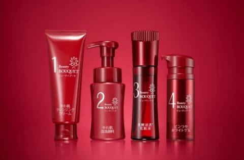 コメ人気は化粧品業界でも。シニア向け新ブランド登場