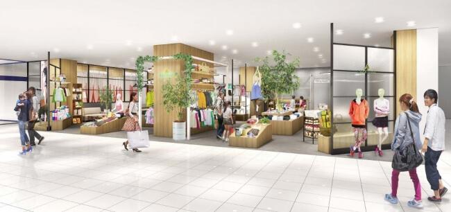 多様なニーズに応えるAEONのスポーツ専門店、都内初出店