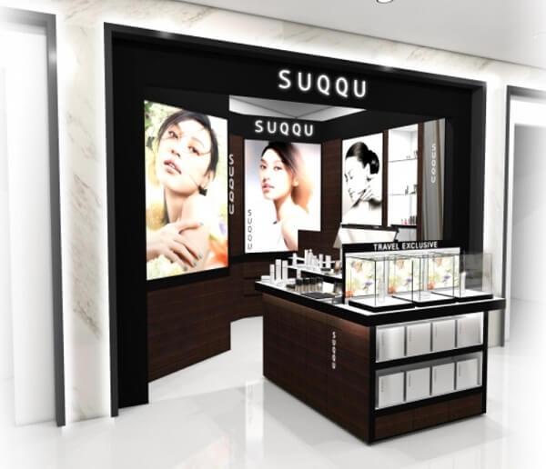 SUQQU、グローバル展開を加速 3月韓国に出店