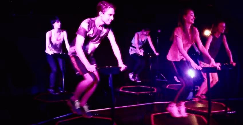 【動画】商機は遊び感覚スポーツ。トランポリンエクササイズ東京初上陸