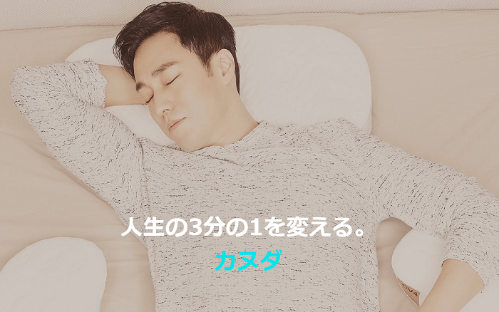 韓国で累計売上50億円の大ヒット枕、日本上陸