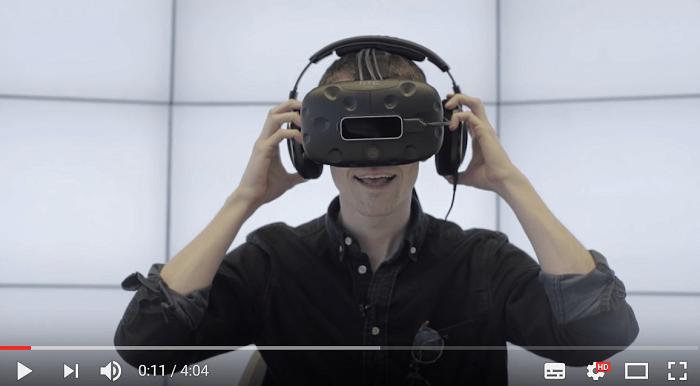 VRで体験する「74歳男性の生活」。医師が患者本人になる試み