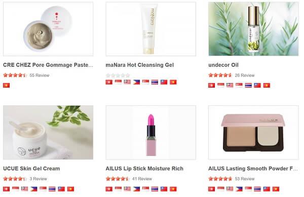 10万人のアジア女性が選んだ化粧品大賞2016発表