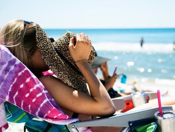 取り上げるメディア多数  夏の「冷やし美容」