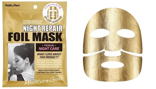 韓国で流行 抜群の保湿力誇る新発想「ホイルマスク」国内でも注目