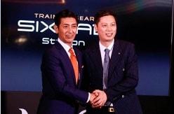 SIXPAD STATION 海外展開を発表